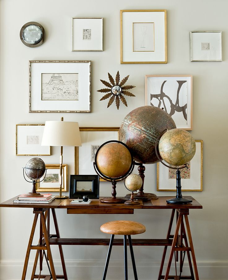 5 Inspiring Ways To Decorate With Maps Wandeleur Pictures Gallery