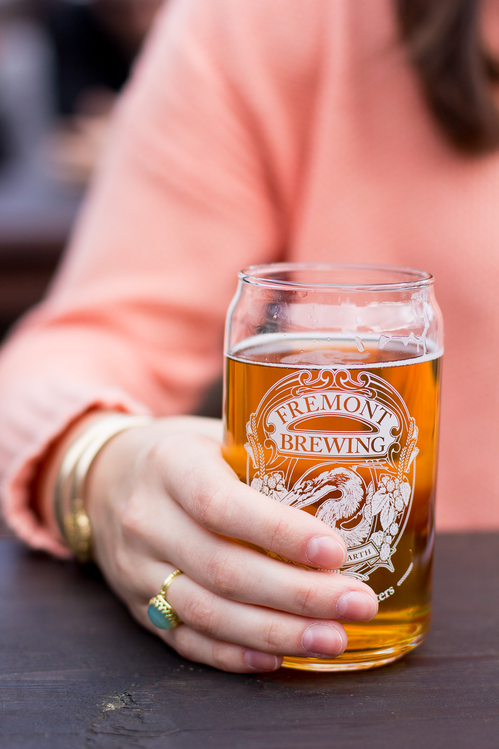 what to do in seattle, trip to seattle,  wandeleur, things to do in seattle, fremont brewing, outdoor patio brewery