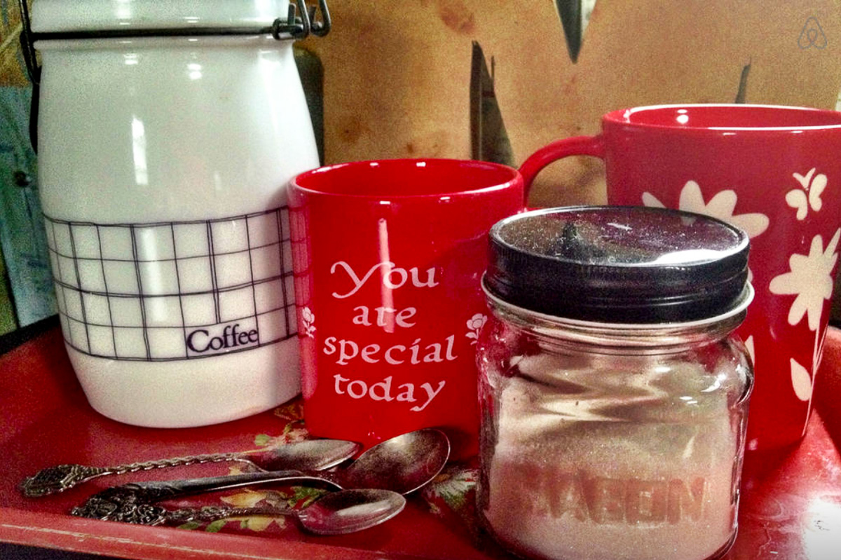 You are special today mug, Austin places to stay