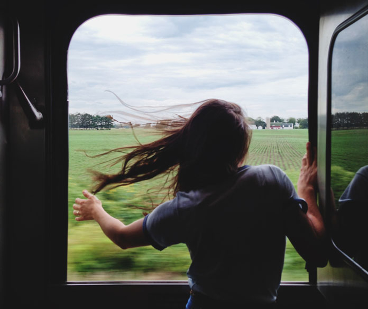 Wind on a train_How to be an idea generator