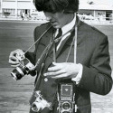 Cameras and george harrison