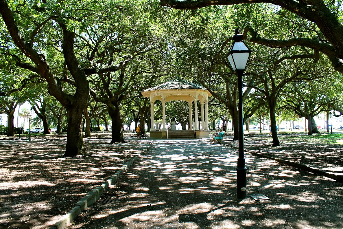 Charleston SC City Guide_Things to go in Charleston_White Point Gardens