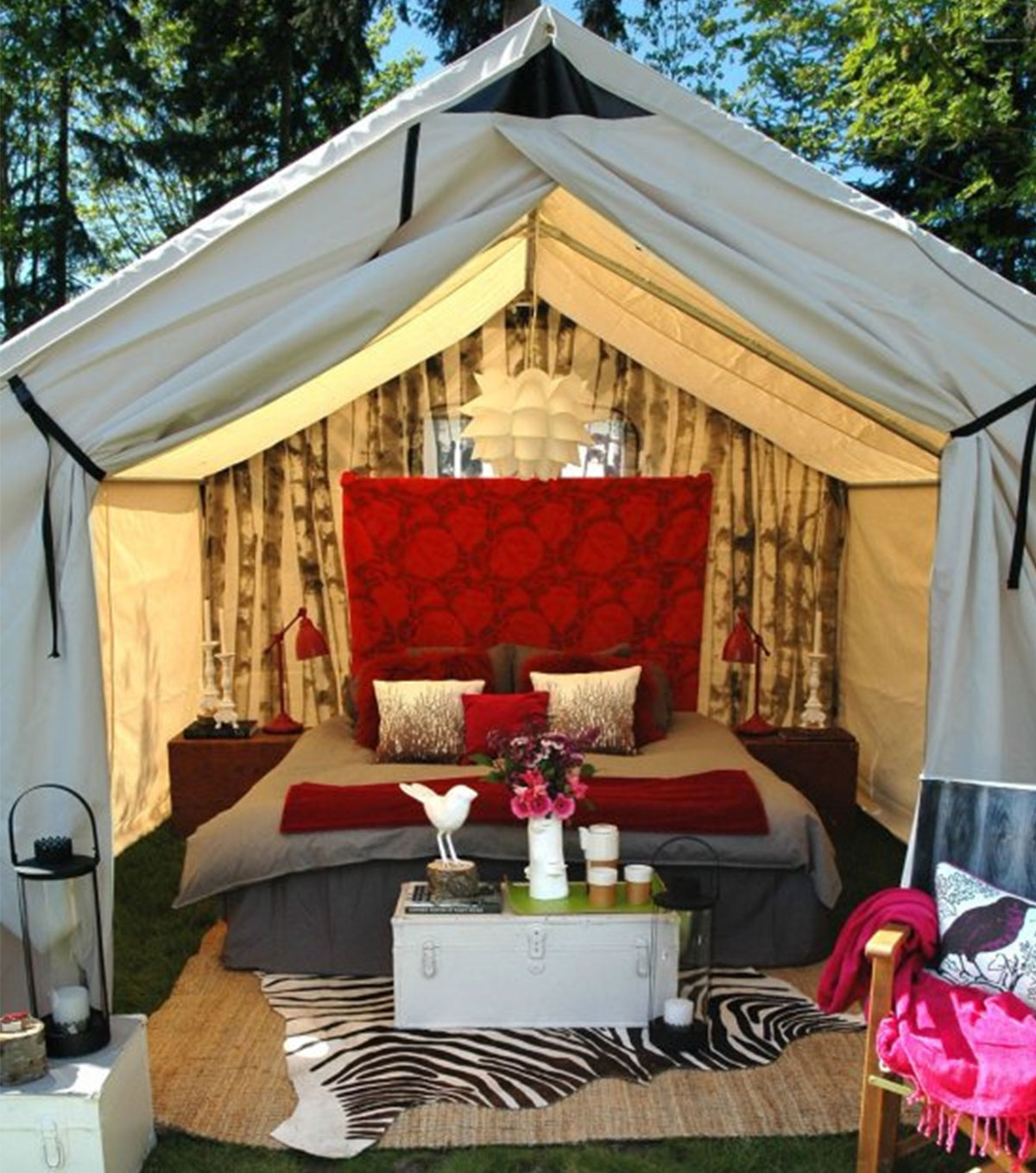 How-to-go-glamping