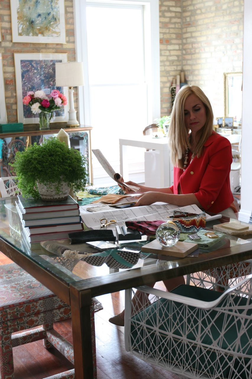 Summer Thornton Interior Designer
