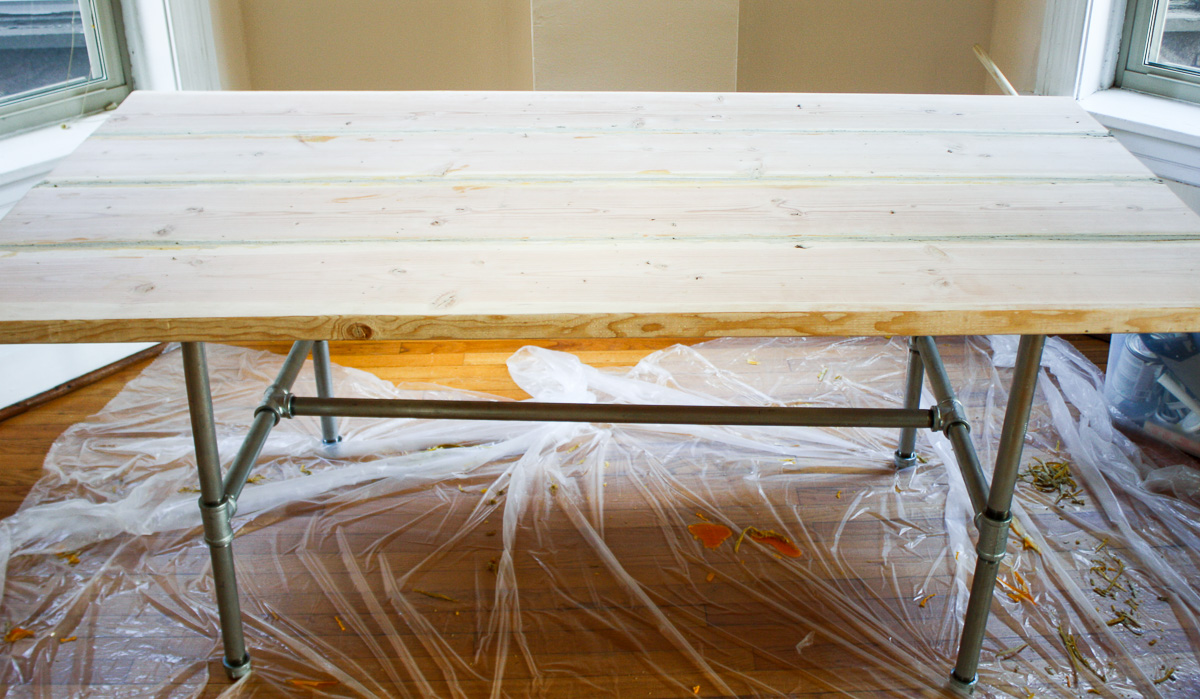 ... Make Your Own Dining Room Table_DIY Dining Room Table_DIY Table 12 ...
