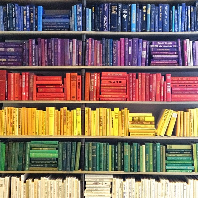 How To Decorate With Books tips for decorating with books — wandeleur