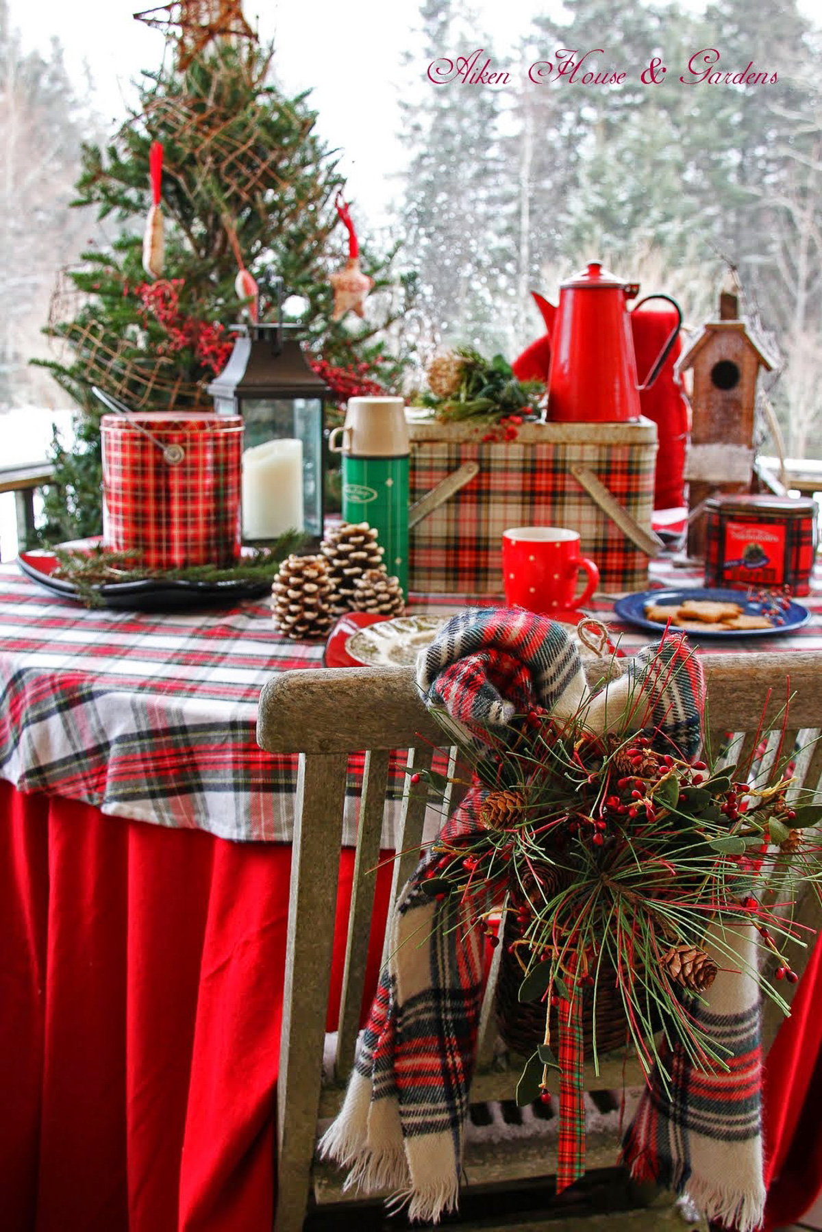 Transform Your Tablescape With These 20 Festive Settings Wandeleur
