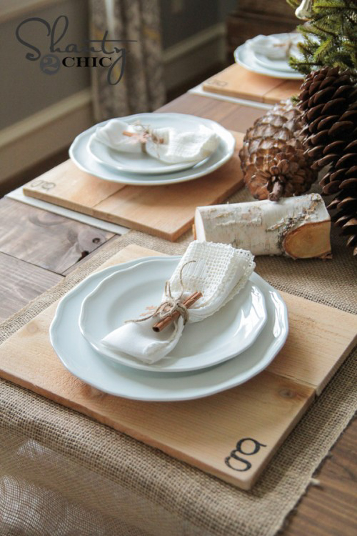 transform your tablescape with these 20 festive settings - page 2 of 2