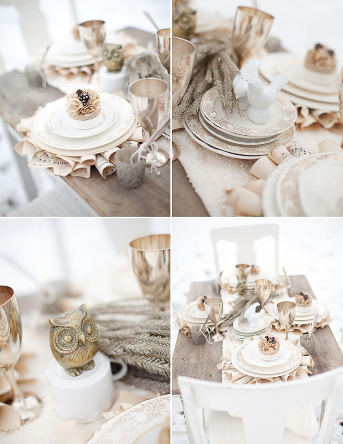 Holiday Table Setting Ideas_Creative Ways To Decorate The Table-20