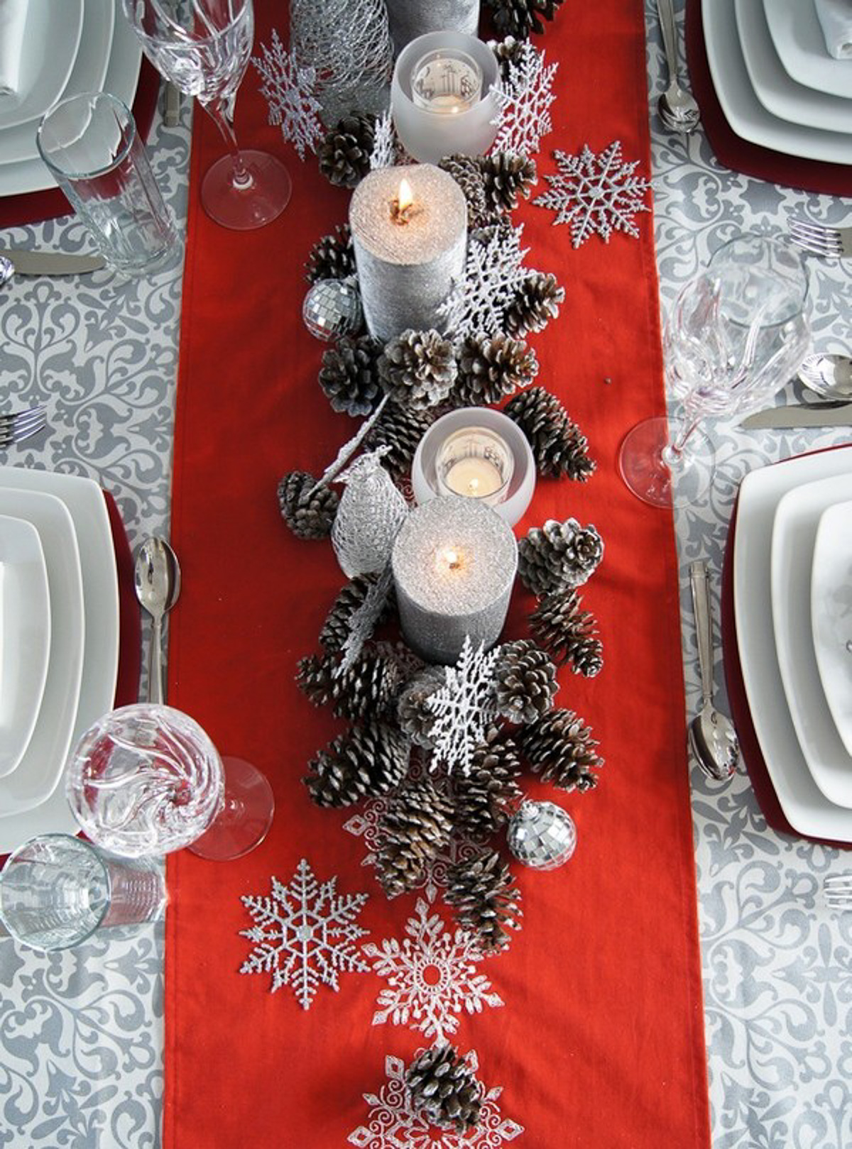 Holiday Table Setting Ideas_Creative Ways To Decorate The Table-3