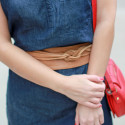 how-to-style-denim-dress