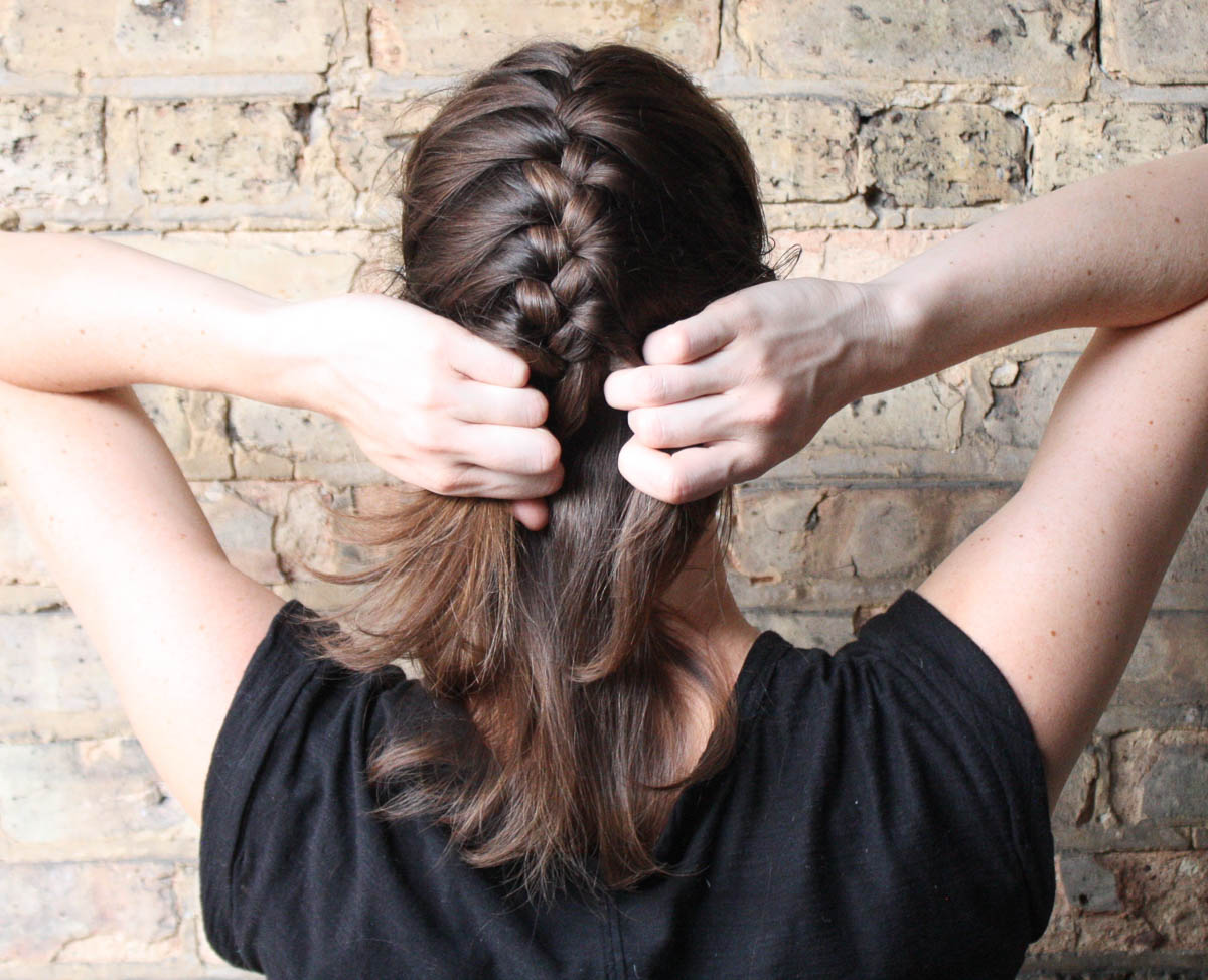 Easy Braided Summer Hair Styles-8