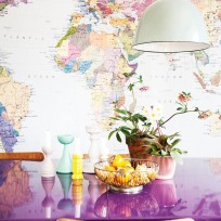 5 Inspiring Ways to Decorate With Maps