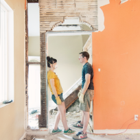 Living Through a Home Renovation: We Do It For Love