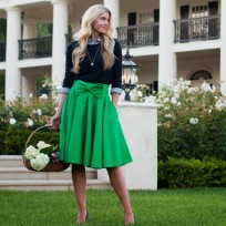 9 Stunning Ways to Wear Green Right Now