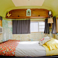 Vintage Airstream Home Tour in Austin, TX