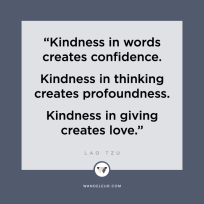 A Moment of Kindness in a Morning of Chaos