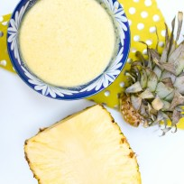 DIY Pineapple Sugar Scrub